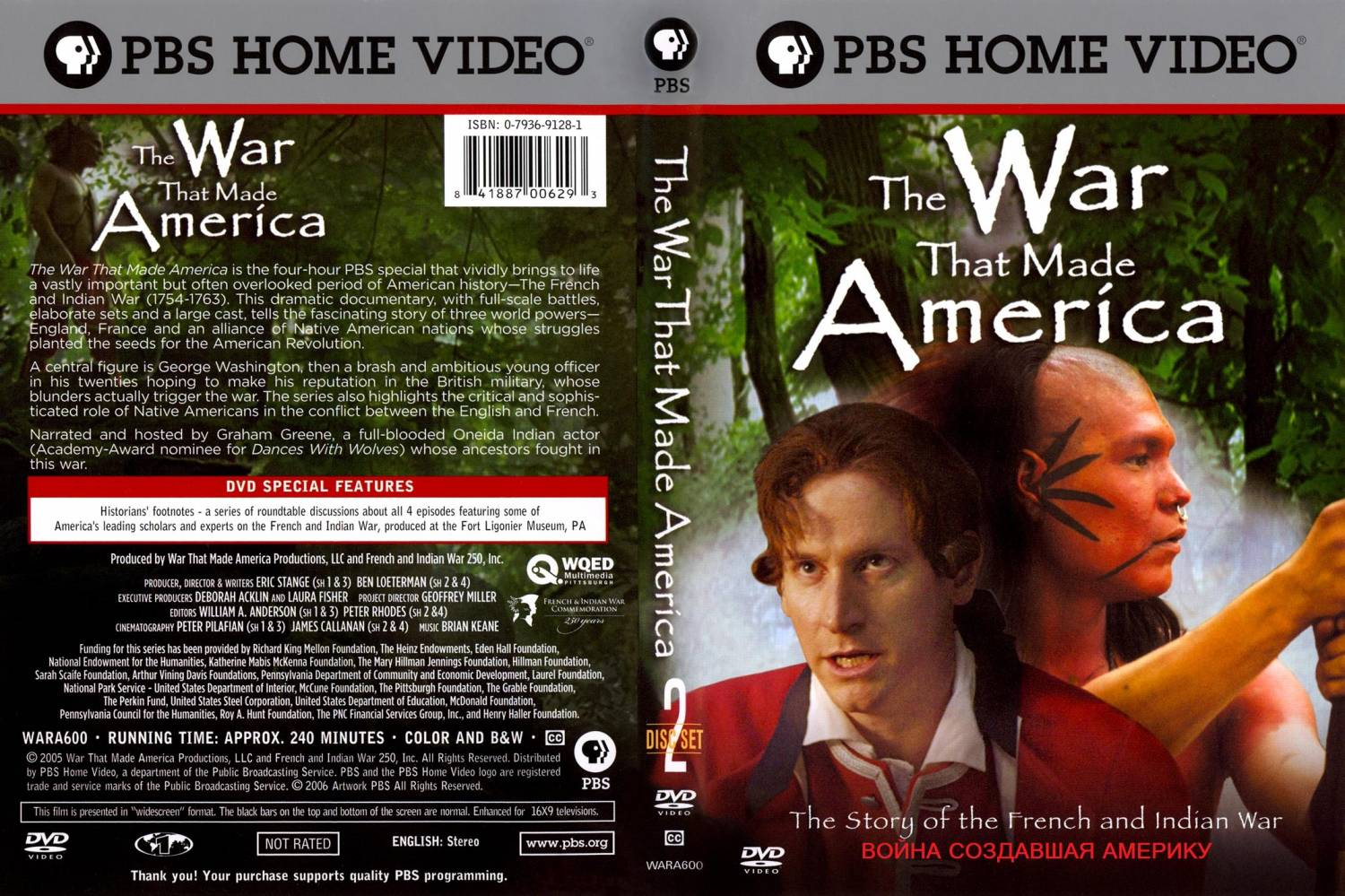 the war that made america The war that made america the french & indian war 7 years war part 4.